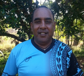 Executive Director Peo Ahmat